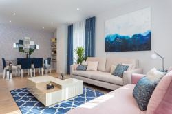 Instalación de Tarima Laminado Intafloor en 98 viviendas en Villaverde (Madrid)