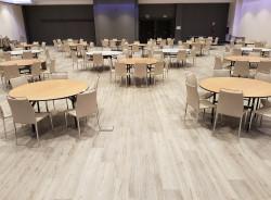 Instalación de Suelo Vinílico en el Hotel Madrid Marriot Auditorium
